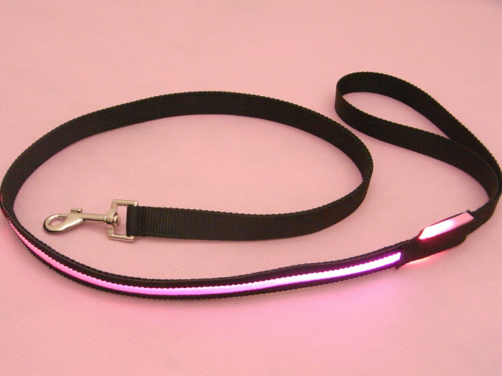 LED Riem Roze