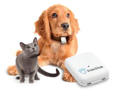 Tractive GPS Tracker Hond en Kat